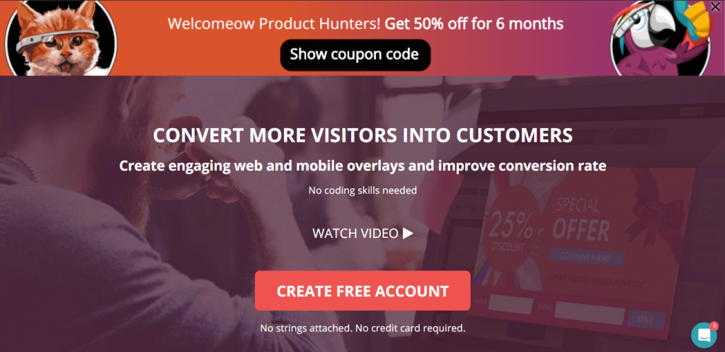 ph coupon homepage