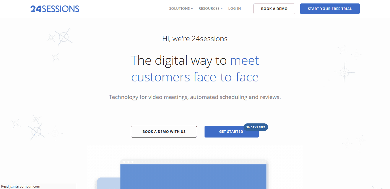 24sessions homepage