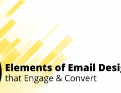 email design elements