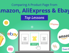 Amazon, AliExpress and eBay