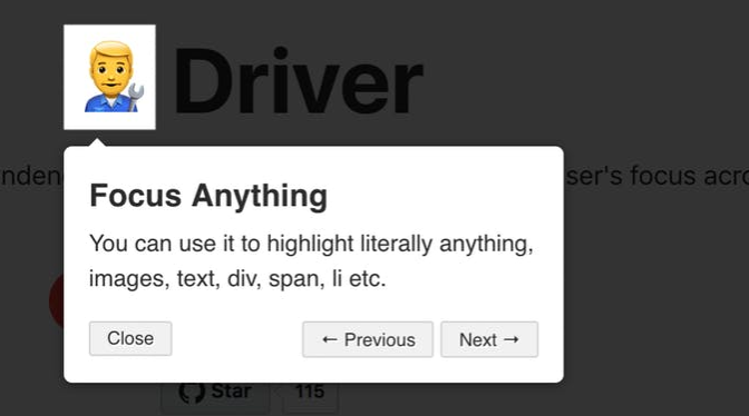 Driver onboarding