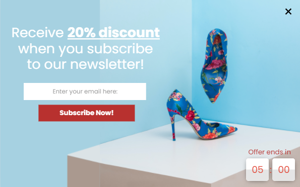 9 Popup Ideas To Boost Sales For Black Friday And Cyber Monday 2020 Poptin Blog