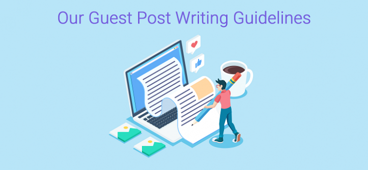 Want to write a blog post? Here are our writing guidelines