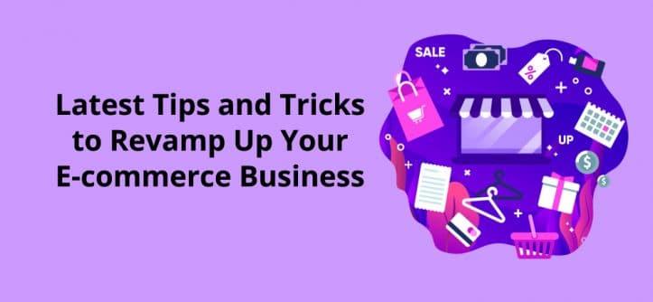 revamp ecommerce business