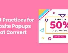 popups that convert