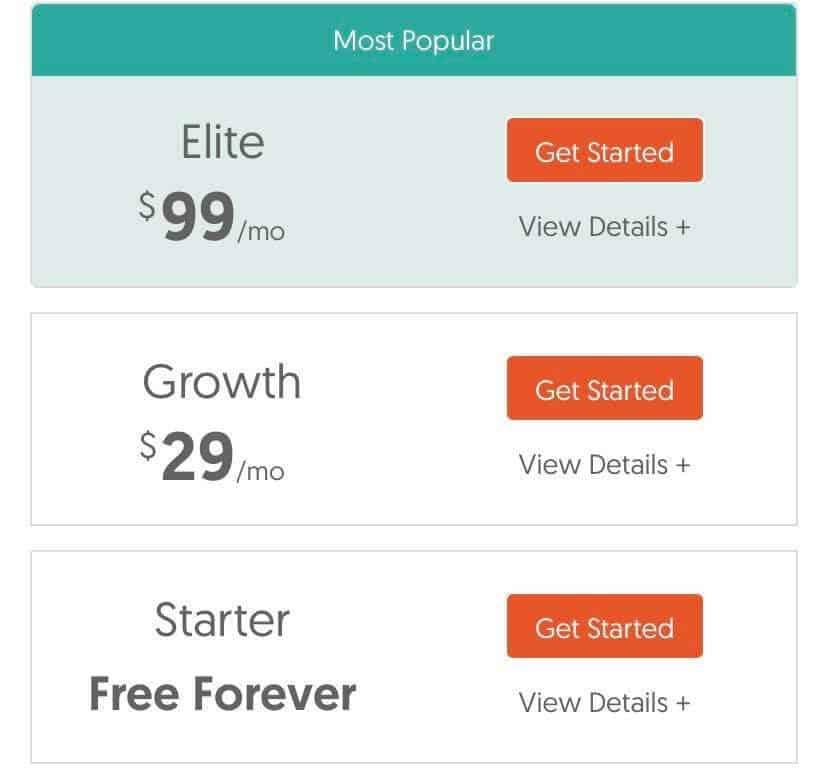 privy alternative hello bar pricing