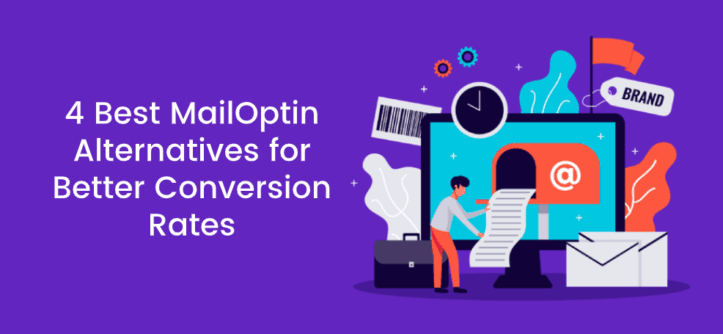 4 Best MailOptin alternatives for better conversion rates