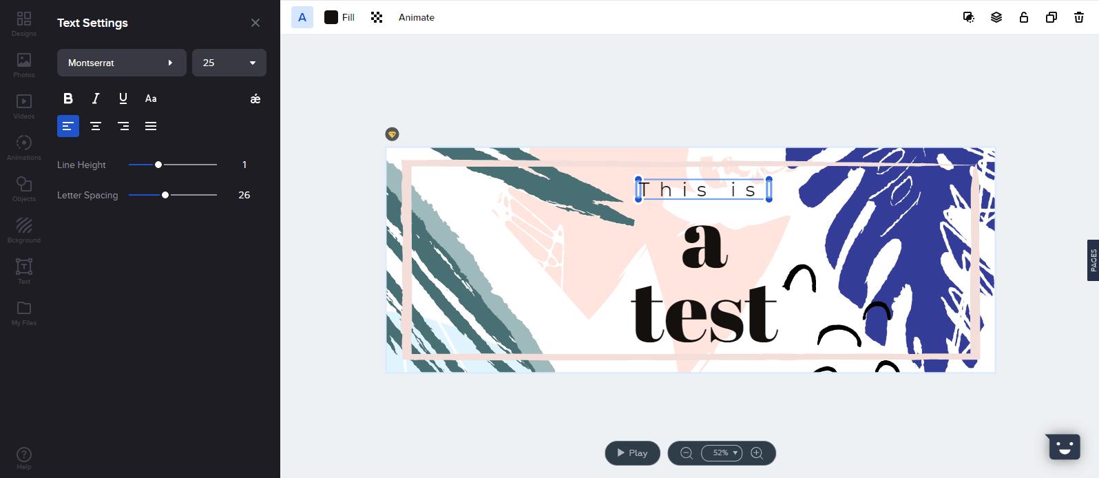 Crello Test