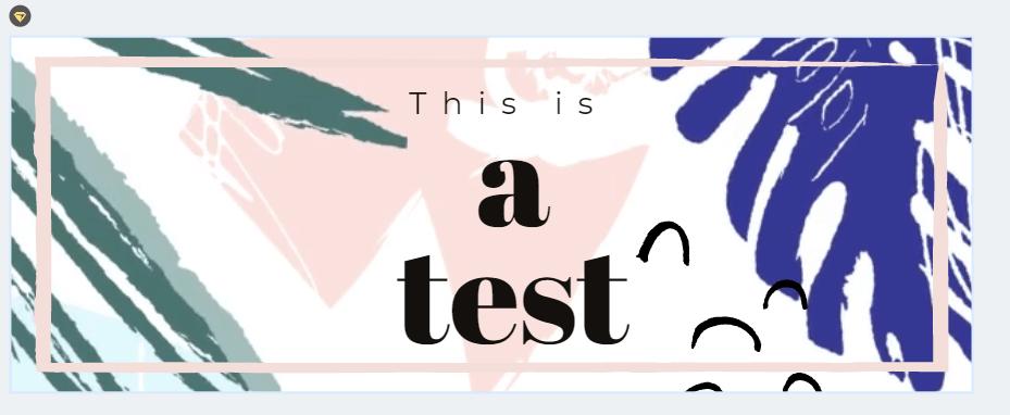 Crello Vid Test