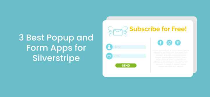 3 Best Popup and Form Apps for Silverstripe
