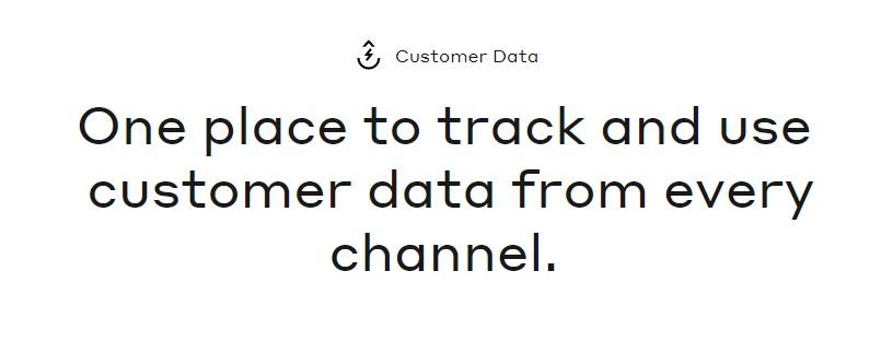 Drip Feature Customer Data