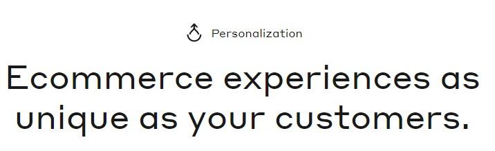 Drip Personalization