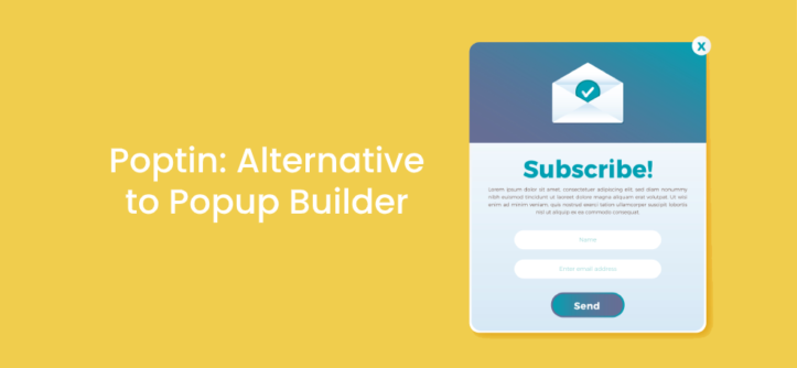 Poptin_ Alternative to Popup Builder