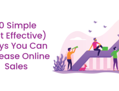 10 Simple (Yet Effective) Ways You Can Increase Online Sales