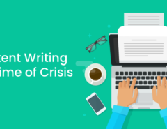 Content Writing in a Time of Crisis