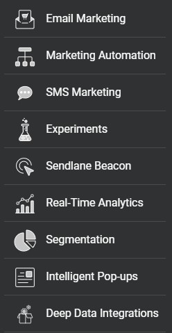 Sendlane Features
