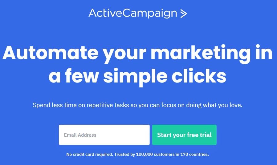 aweber alternatives active campaign