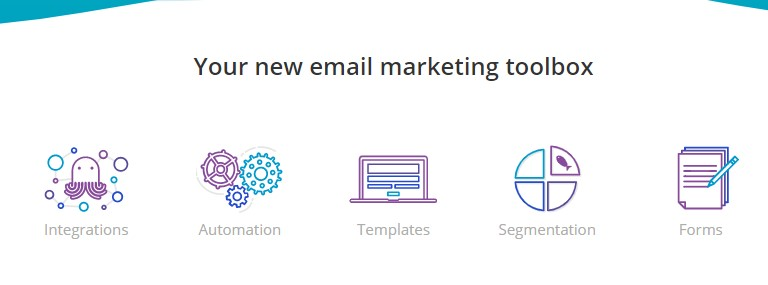Email Octopus Features
