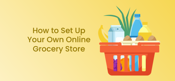online grocery store how to