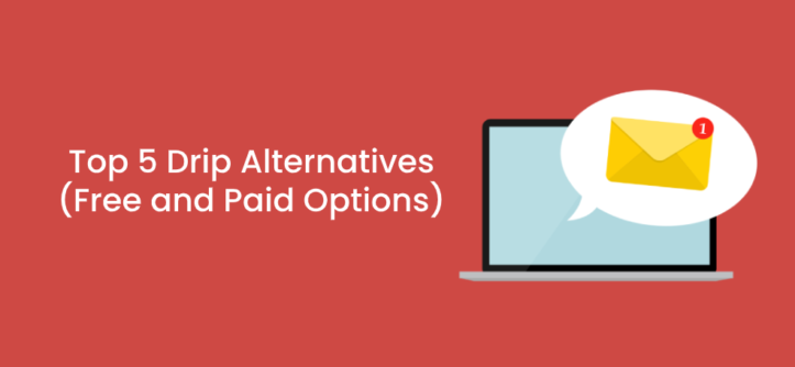DRIP alternatives email marketing