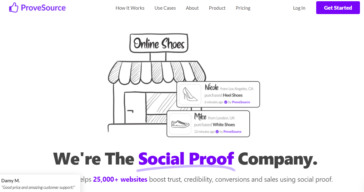 social proof software