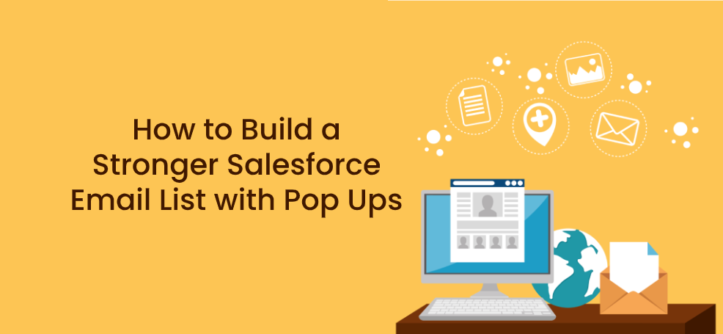 salesforce pop ups