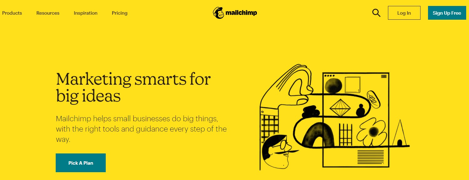 MailChimp Welcome