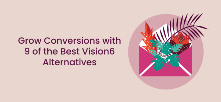 Grow Conversions with 9 of the Best Vision6 Alternatives