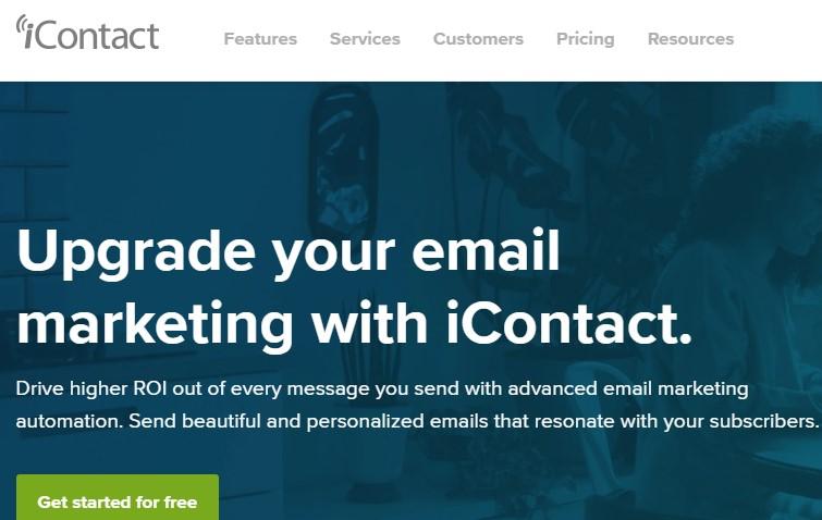 iContact Welcome