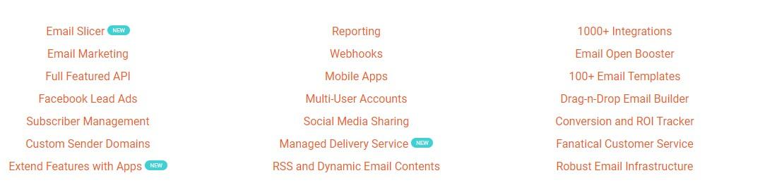sendloop Features