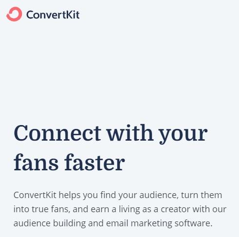 ConvertKit Welcome