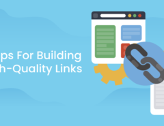 5 Tips For Building High-Quality Links