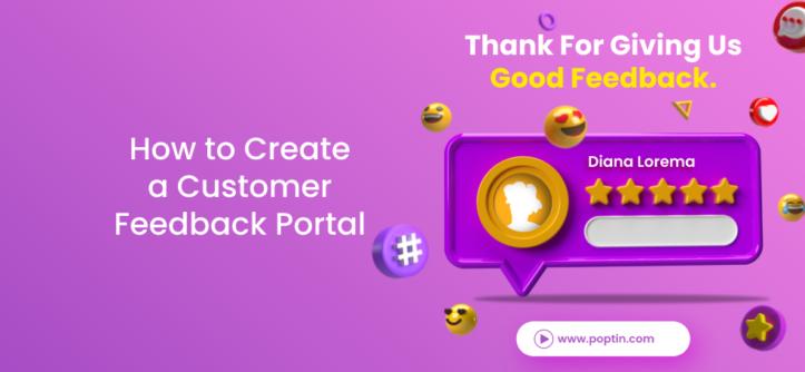 How to Create a Customer Feedback Portal