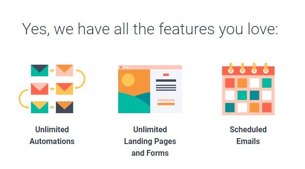 Sendfox Features