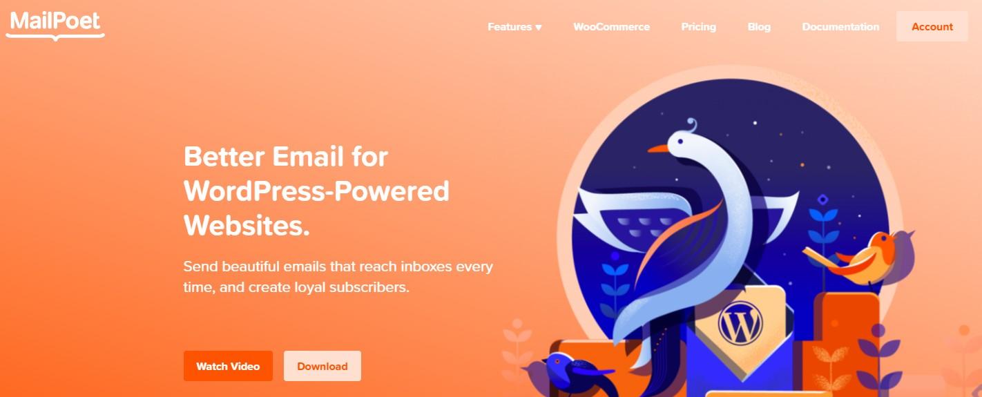 MailPoet Welcome
