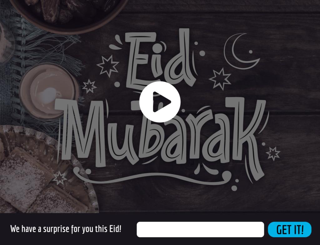 video pop ups eid season