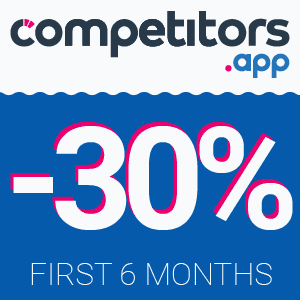 Competitors.app coupon code