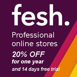 fesh. coupon code