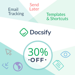 Docsify coupon code