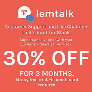 Lemtalk discount