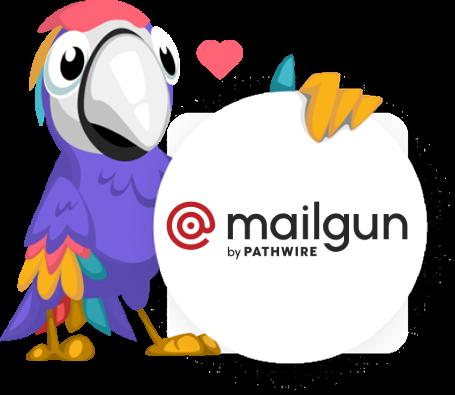MAILGUN POPTIN